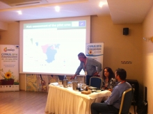 Agrostart partiales in Cyprus 2016 Conference