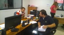Association of Pistachio Producers of Molos, Fthiotida (Dr. G. Bartzas, Mr. A. Saitis-Agronomist).